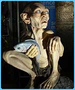 This model of Gollum is also there