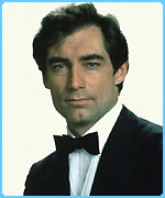Actor Timothy Dalton