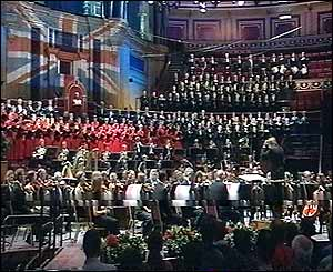 Overview of the Proms in the Royal Albert Hall