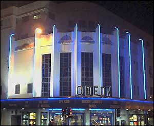 Glasgow cinema