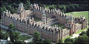 Royal Holloway College, London