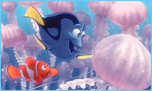 Finding Nemo is the biggest animated movie ever