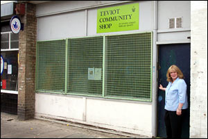 The Teviot Community Shop