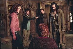 Emma Watson, Daniel Radcliffe, Rupert Grint, David Thewlis and Gary Oldman