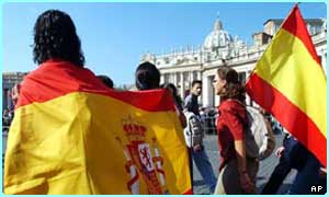 Spanish Catholics in Rome