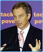 Before the war Tony Blair said Iraq did have WMDs