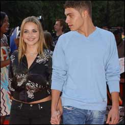 Charlotte Church and boyfriend Steven