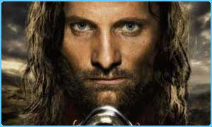 Aragorn plays a big part in Return of the King