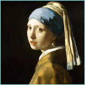 Vermeer's Girl with a Pearl Earring - wasn't known by many people in the survey