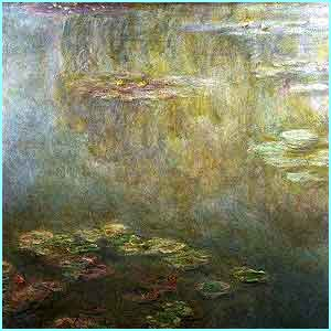 In Encyclopaedia Britannica's UK survey, some confused TV artist Rolf Harris with Monet's Water Lillies