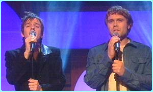 Time for a bit of a duet with Daniel Bedingfield