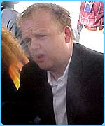 The real Dobby! Actor Toby Jones