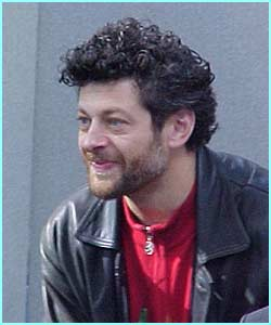 And Andy Serkis never got tired of being asked to do Gollum faces