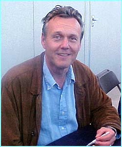 Look who it is! Anthony Head plays Giles from Buffy. Where's the slayer?
