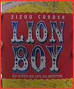 The book, Lionboy