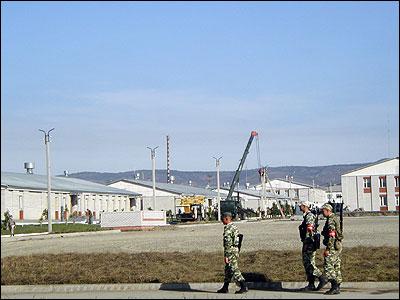 Россия разместит на территории Южной Осетии военную базу