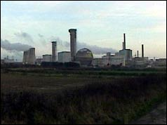 Sellafield nuclear reactor