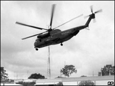 US marines helicopter