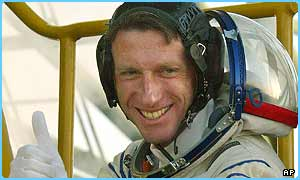 Michael Foale will command the ISS
