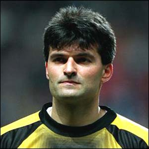 Czech Republic goalkeeper Pavel Srnicek joins Portsmouth on a free transfer