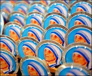 Badges on sale in Rome