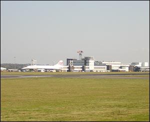 cardiff airport runway