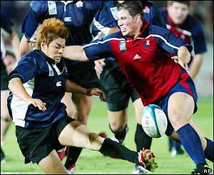 Kirk Khasigian charges forward for the USA
