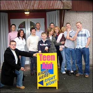 Clydebank Youth Forum in Oban