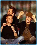 Westlife topped the album chart