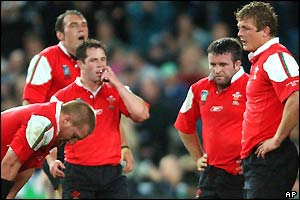 Wales run out of steam