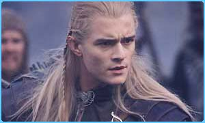 Orlando Bloom was an unknown before the films