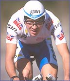 Former Olympic gold medallist Chris Boardman