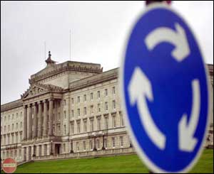 Going round in circles? The Northern Ireland Assembly was suspended more than a year ago
