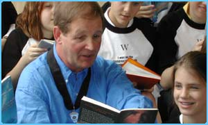 Michael Morpurgo's on the shortlist