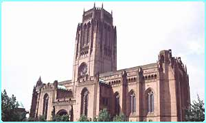 Anglican Cathedral, Liverpool