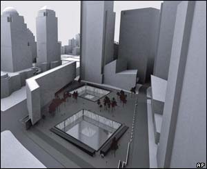 Reflecting Absence: A Memorial at the World Trade Center Site by Michael Arad