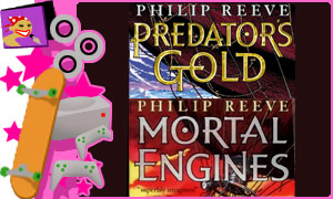 Philip Reeve books