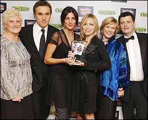 Cast of Coupling