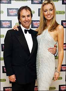 Miss World with Chris de Burgh