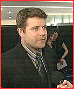 Julia chats to Sean Astin
