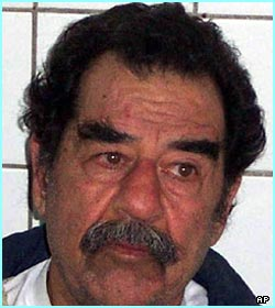 Saddam Hussein will now be put on trial, but it remains to be seen whether his capture will mean an end to the violence in Iraq.