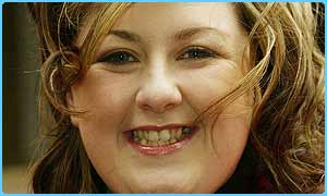 Michelle McManus has won Pop Idol