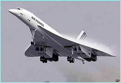 Concorde planes landed for good in October after more than 30 years of supersonic air travel. Since a Concorde plane crashed killing 113 people in 2000 not enough people wanted to travel on the plane