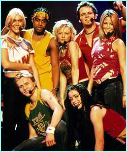 S Club announced they would split at the end of May. They enjoyed loads of hit songs, like Reach for the Stars, Don't Stop Movin' and a hugely successful TV show and film