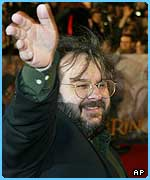 Director Peter Jackson has made the films