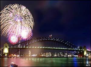 Fireworks... in Sydney... yet again!