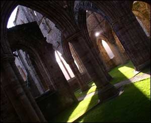 Within the grounds of Tintern Abbey in the Wye Valley (Scott from London)