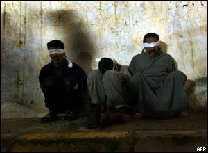 Prisoners in Tikrit