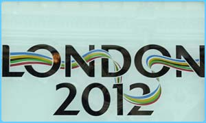 London Olympics bid logo
