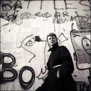 David Bowie, Berlin Wall 1987